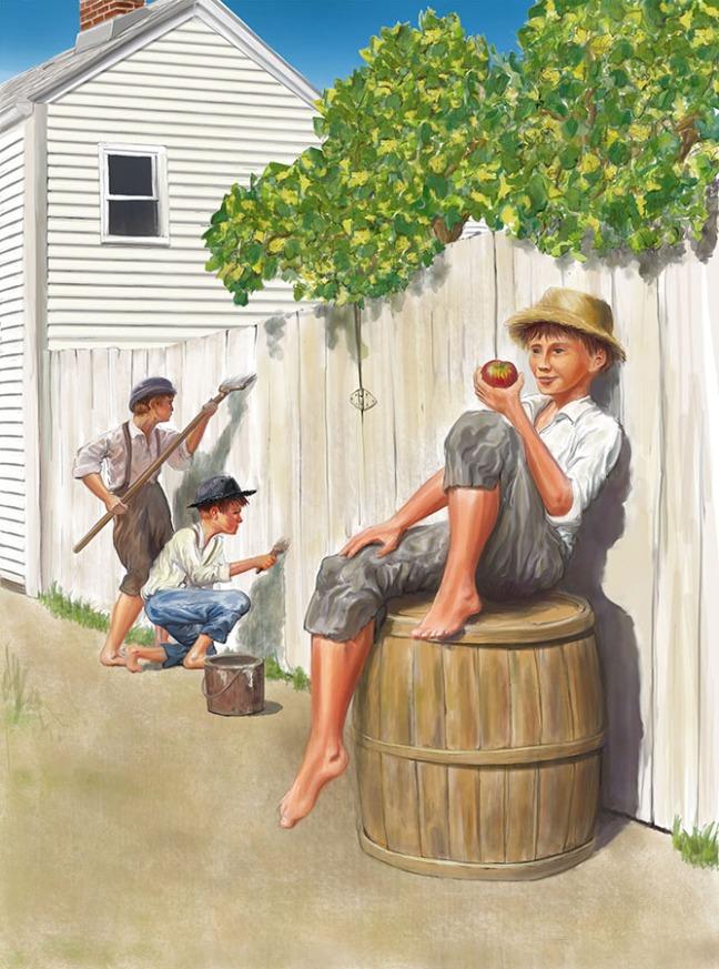 tom-sawyer-4-comiendo-una-manzana